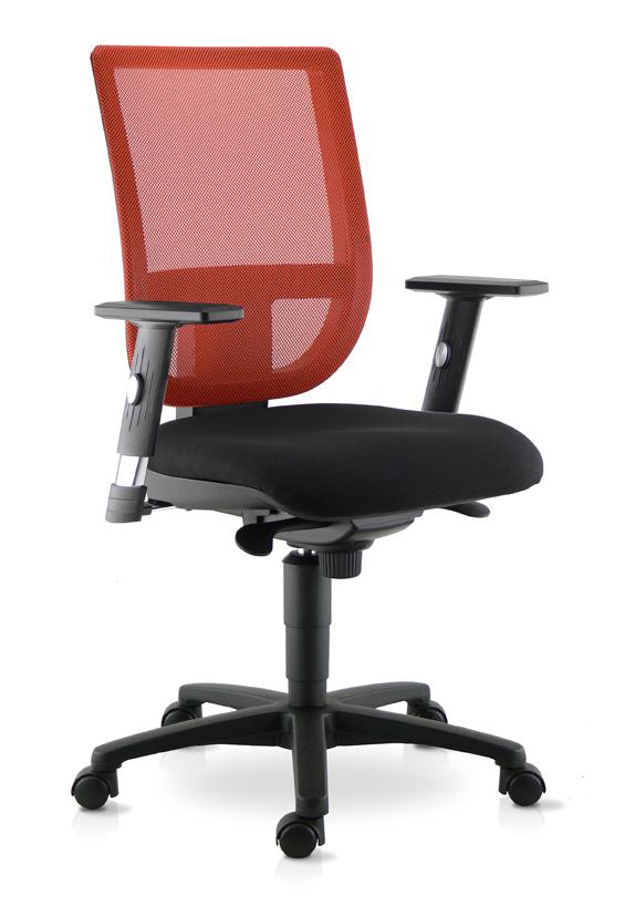 tertio net bureaustoelen zitten basic burodiscount. Black Bedroom Furniture Sets. Home Design Ideas